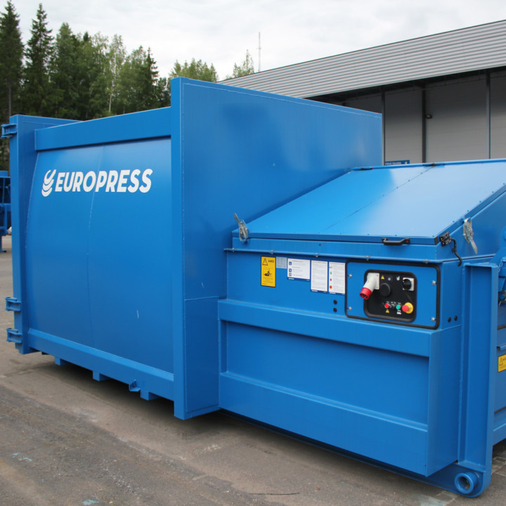 CombiMax waste compactor