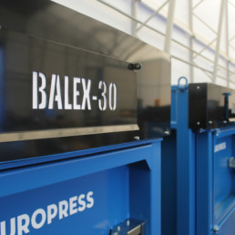 Balex 30 waste baler