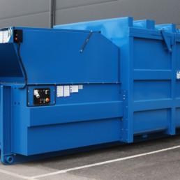 EuroPress waste compactor