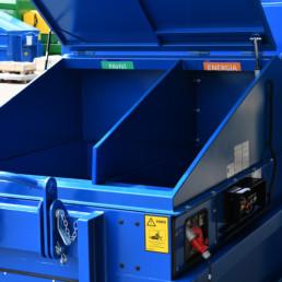 EuroPress CombiMax Twin waste press