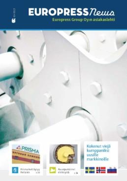 Europressin kansainväliset jätepuristin ja jätepaalain asiakkaat. Jätehuollon ja kierrätyksen kehittäminen.