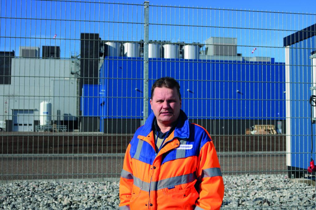 Jätehuolto kuuluu Jukka Parviaisen vastuulle