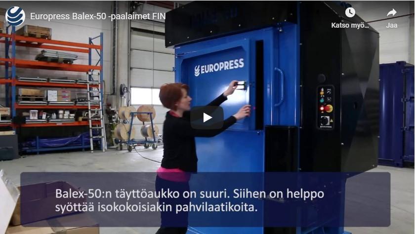 jätepaalain esittely video